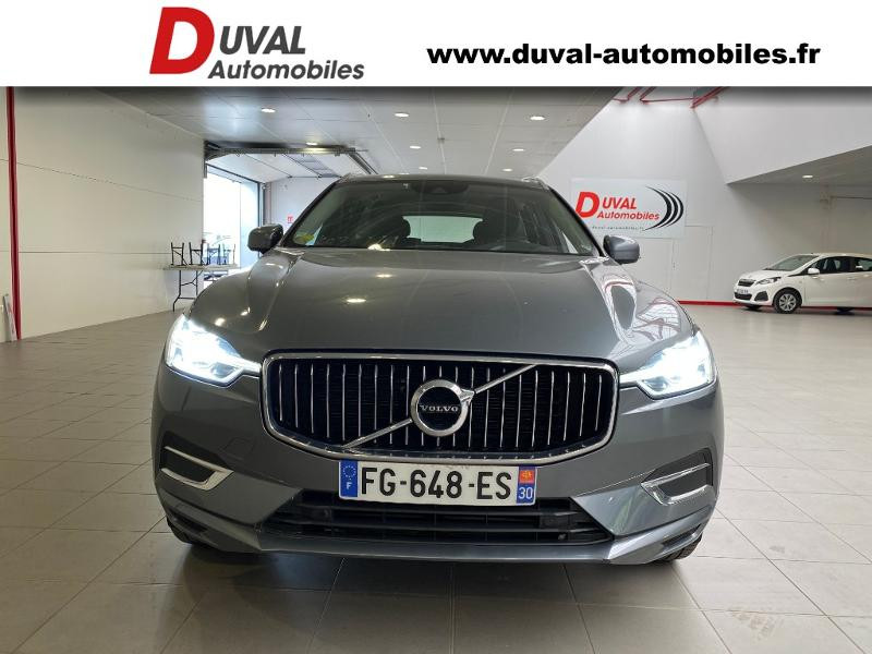 Photo 2 de l'offre de VOLVO XC60 D4 AdBlue 190ch Inscription Geartronic à 39990€ chez Duval Automobiles