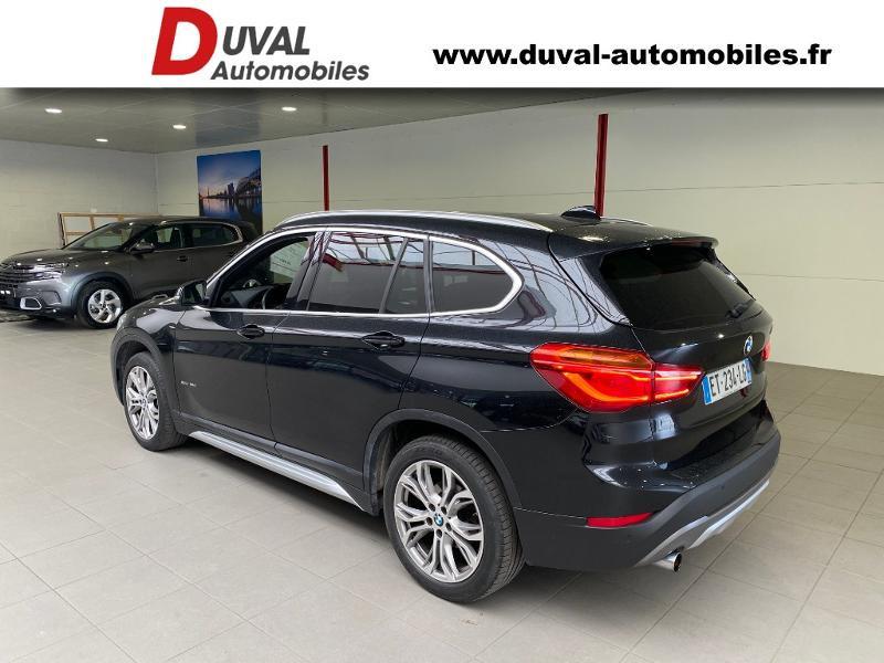 Photo 4 de l'offre de BMW X1 xDrive18dA 150ch xLine à 30990€ chez Duval Automobiles