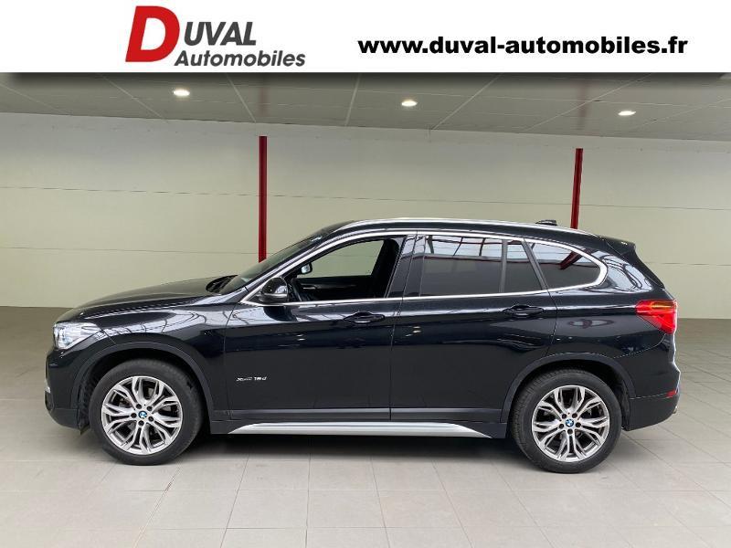 Photo 3 de l'offre de BMW X1 xDrive18dA 150ch xLine à 30990€ chez Duval Automobiles