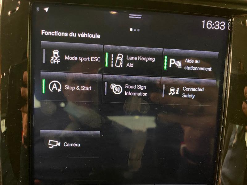 Photo 16 de l'offre de VOLVO XC60 D4 AdBlue 190ch Inscription Geartronic à 39990€ chez Duval Automobiles