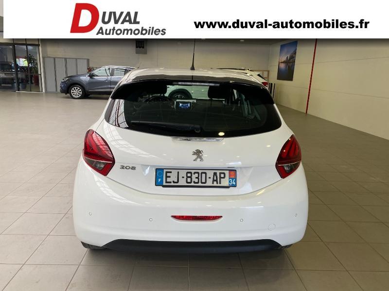 Photo 14 de l'offre de PEUGEOT 208 1.6 BlueHDi 75ch Active Business S&S 5p à 10490€ chez Duval Automobiles