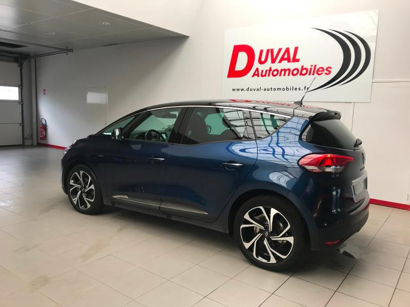 Photo 3 de l'offre de RENAULT Scenic 1.6 dCi 130ch energy Intens à 18590€ chez Duval Automobiles