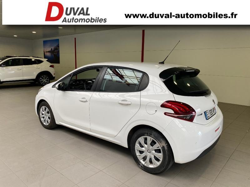 Photo 4 de l'offre de PEUGEOT 208 1.6 BlueHDi 75ch Active Business S&S 5p à 10490€ chez Duval Automobiles