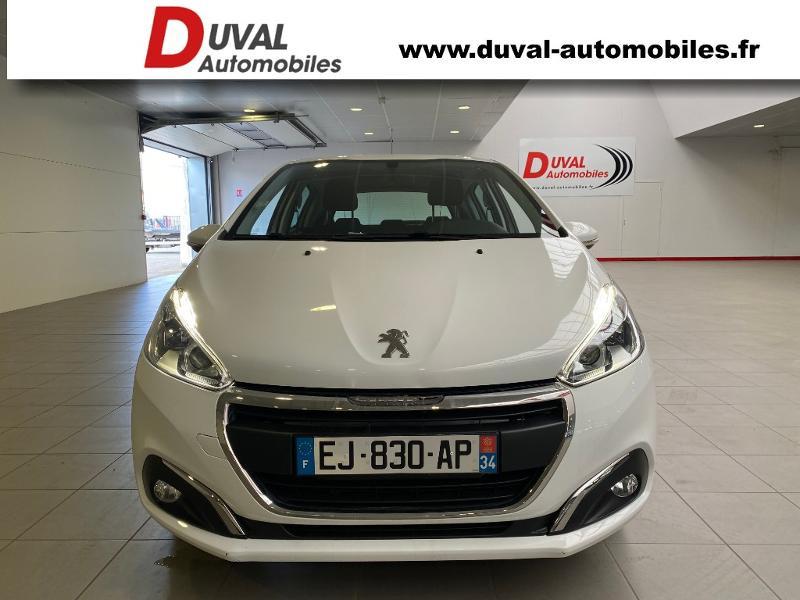 Photo 2 de l'offre de PEUGEOT 208 1.6 BlueHDi 75ch Active Business S&S 5p à 10490€ chez Duval Automobiles