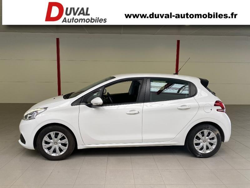 Photo 3 de l'offre de PEUGEOT 208 1.6 BlueHDi 75ch Active Business S&S 5p à 10490€ chez Duval Automobiles