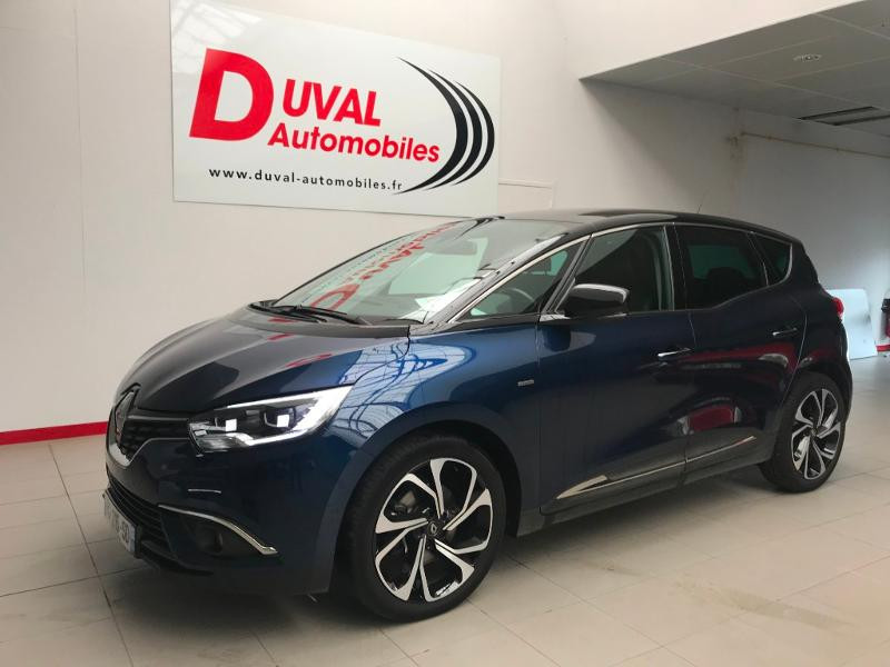 Renault Scenic 1.6 dCi 130ch energy Intens Diesel BLEU F Occasion à vendre