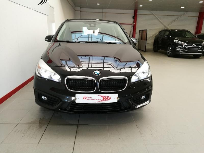 Photo 2 de l'offre de BMW Serie 2 ActiveTourer 216d 116ch Business à 12990€ chez Duval Automobiles