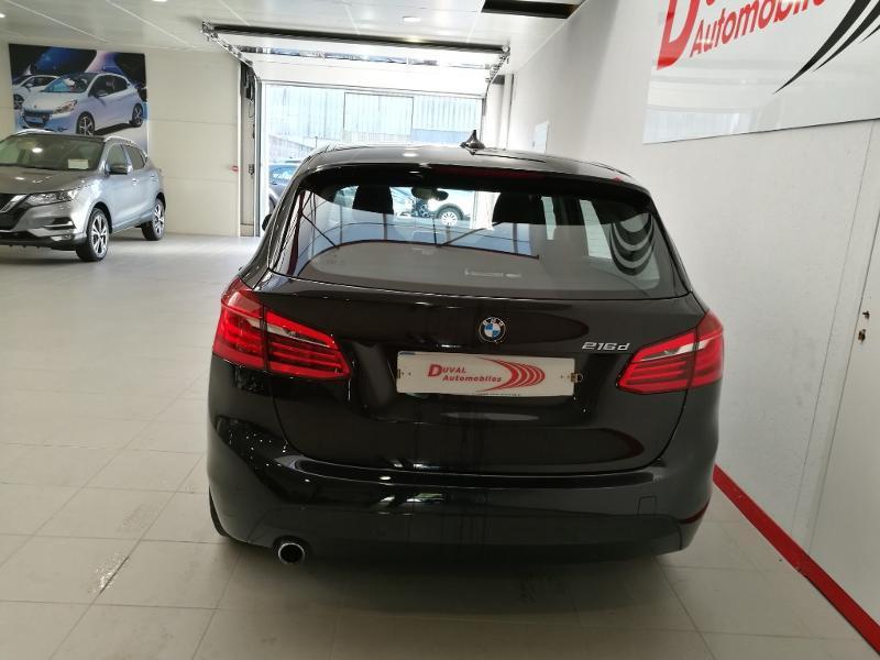 Photo 4 de l'offre de BMW Serie 2 ActiveTourer 216d 116ch Business à 12990€ chez Duval Automobiles