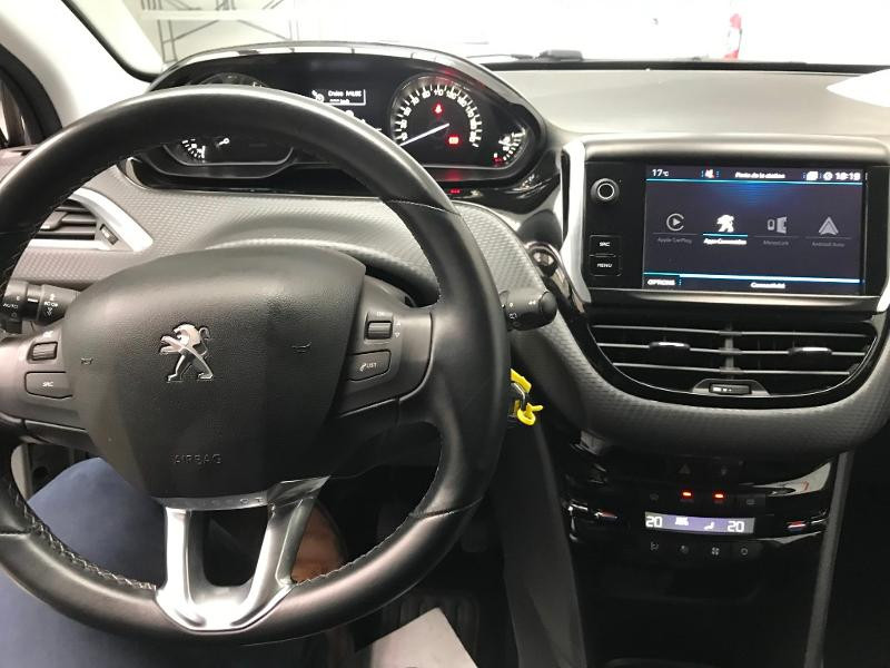 Photo 8 de l'offre de PEUGEOT 208 1.6 BlueHDi 100ch Allure Business S&S 5p à 11590€ chez Duval Automobiles