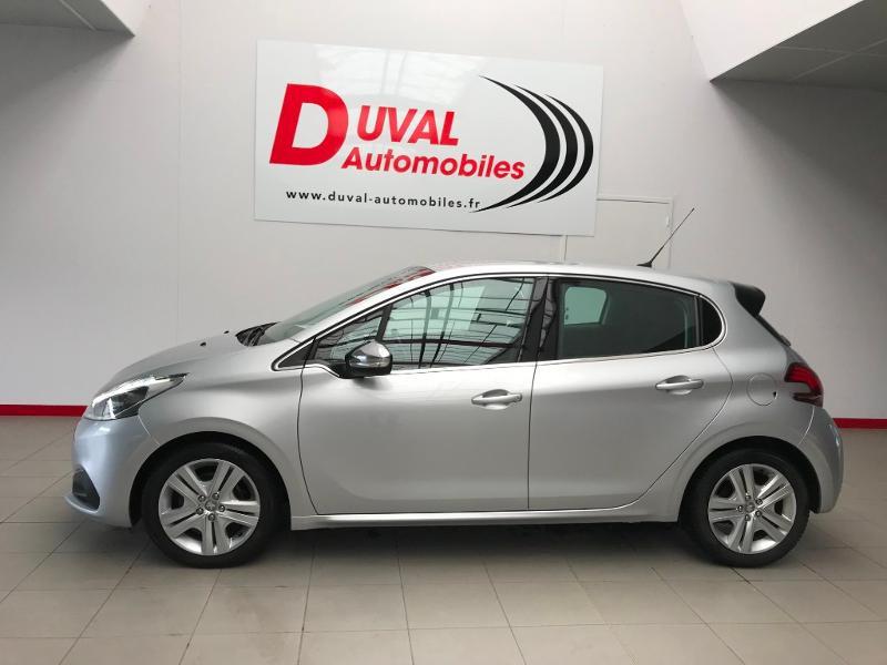 Photo 2 de l'offre de PEUGEOT 208 1.6 BlueHDi 100ch Allure Business S&S 5p à 11590€ chez Duval Automobiles