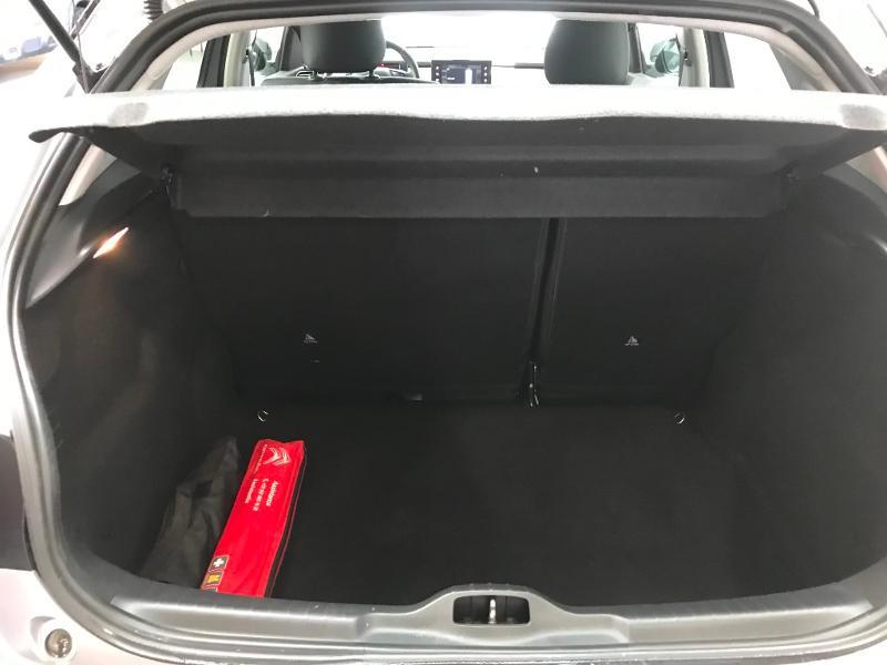 Photo 8 de l'offre de CITROEN C4 Cactus BlueHDi 100ch S&S Feel E6.d-TEMP + GPS + CAMERA à 14990€ chez Duval Automobiles