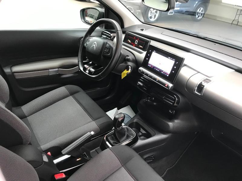 Photo 4 de l'offre de CITROEN C4 Cactus BlueHDi 100ch S&S Feel E6.d-TEMP + GPS + CAMERA à 14990€ chez Duval Automobiles