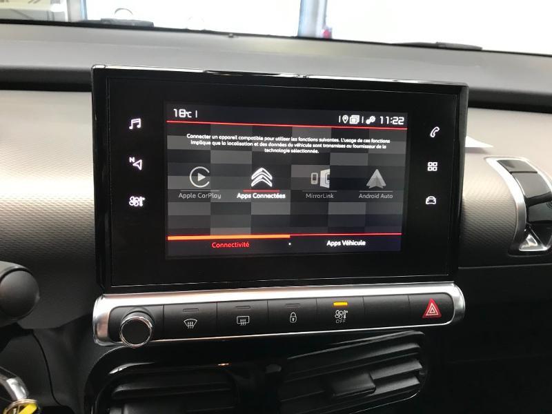 Photo 10 de l'offre de CITROEN C4 Cactus BlueHDi 100ch S&S Feel E6.d-TEMP + GPS + CAMERA à 14990€ chez Duval Automobiles