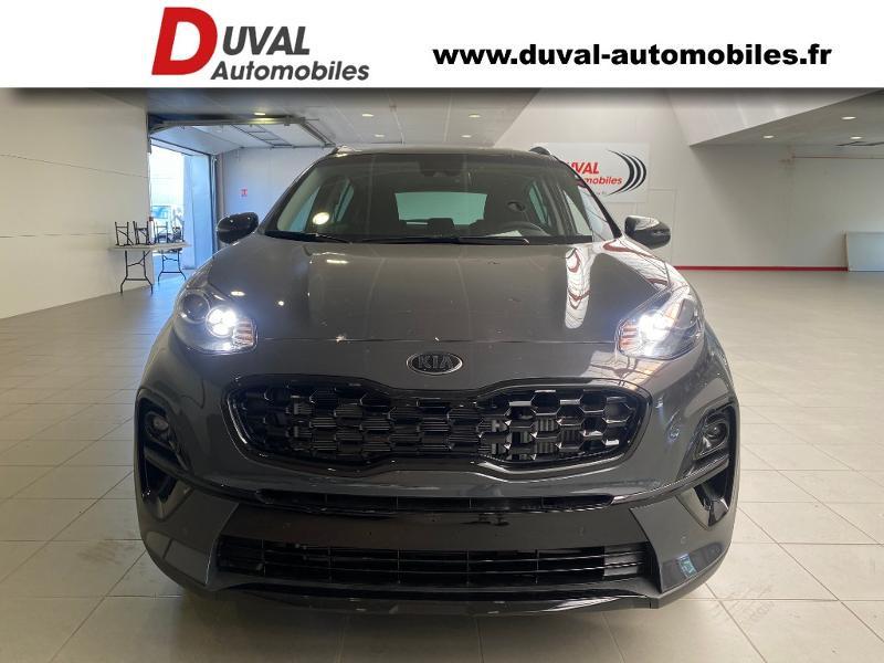 Photo 2 de l'offre de KIA Sportage 1.6 CRDi 136ch MHEV Black Edition 4x2 136 à 27490€ chez Duval Automobiles