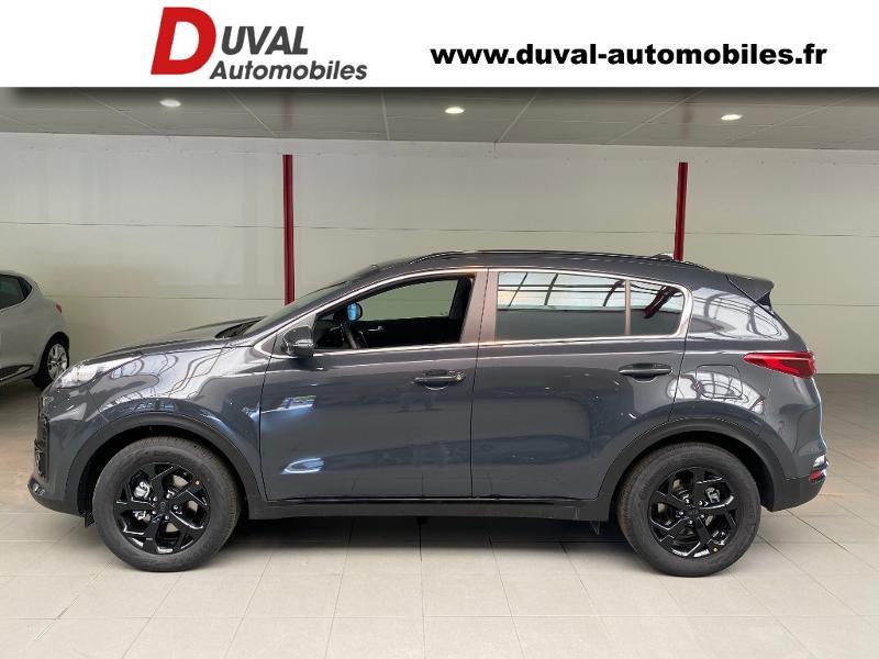 Photo 3 de l'offre de KIA Sportage 1.6 CRDi 136ch MHEV Black Edition 4x2 à 27490€ chez Duval Automobiles