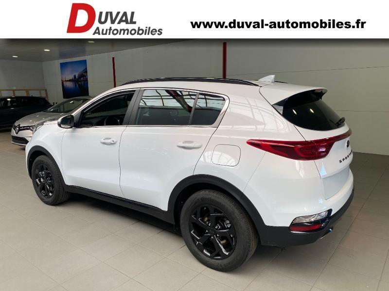 Photo 4 de l'offre de KIA Sportage 1.6 CRDi 136ch MHEV Black Edition 4x2 136 à 27490€ chez Duval Automobiles