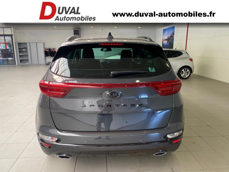 Photo 18 de l'offre de KIA Sportage 1.6 CRDi 136ch MHEV Black Edition 4x2 à 27490€ chez Duval Automobiles