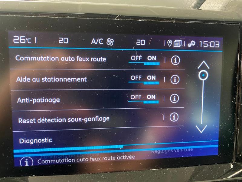 Photo 17 de l'offre de CITROEN C5 Aircross BlueHDi 180ch S&S Shine EAT8 à 25390€ chez Duval Automobiles