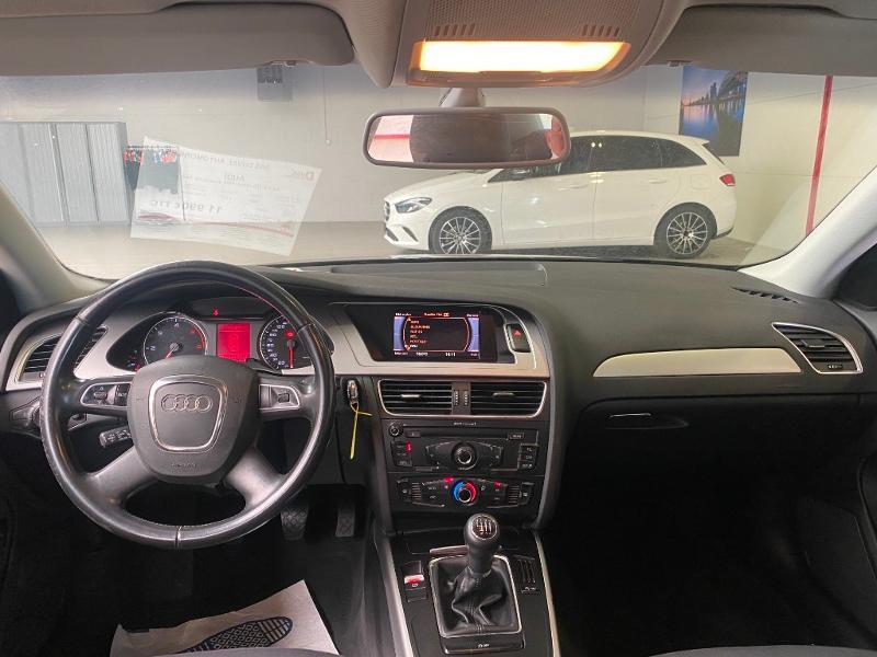Photo 7 de l'offre de AUDI A4 2.0 TDI 120ch DPF Ambiente 6cv à 11990€ chez Duval Automobiles
