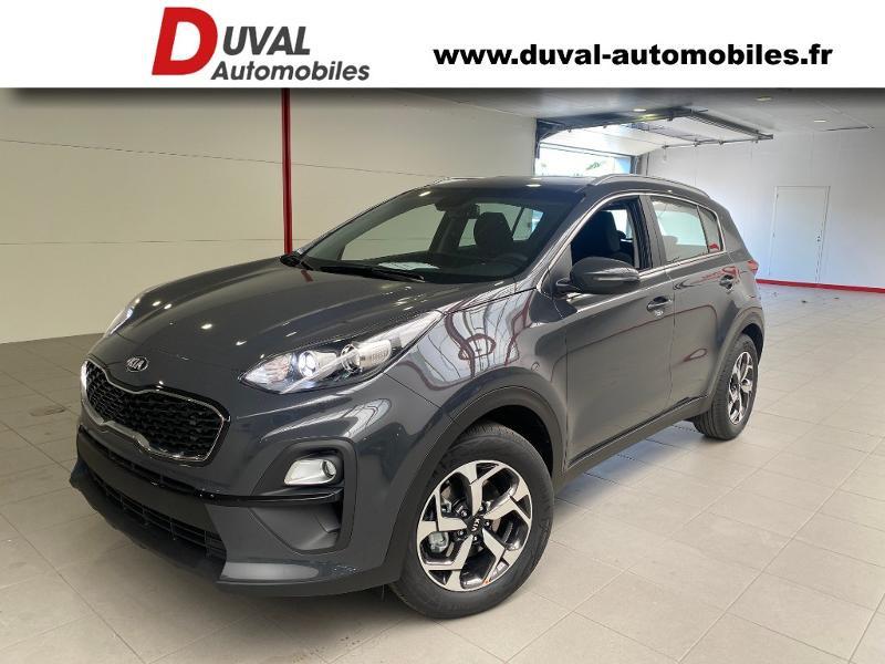 Photo 1 de l'offre de KIA Sportage 1.6 CRDi 136ch MHEV Active Business 4x2 DCT7 à 28290€ chez Duval Automobiles