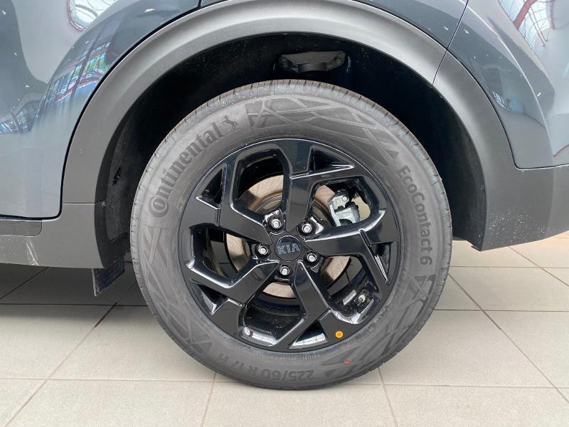 Photo 21 de l'offre de KIA Sportage 1.6 CRDi 136ch MHEV Black Edition 4x2 à 27490€ chez Duval Automobiles