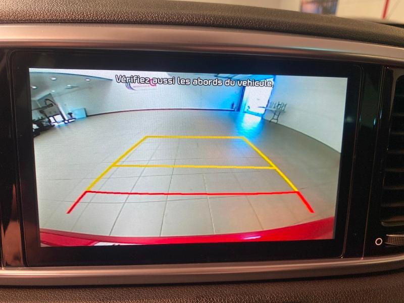 Photo 10 de l'offre de KIA Sportage 1.6 CRDi 136ch MHEV Black Edition 4x2 à 27490€ chez Duval Automobiles