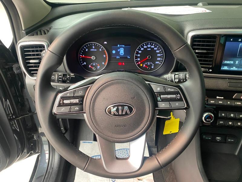 Photo 11 de l'offre de KIA Sportage 1.6 CRDi 136ch MHEV Black Edition 4x2 à 27490€ chez Duval Automobiles