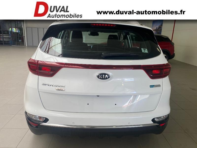 Photo 21 de l'offre de KIA Sportage 1.6 CRDi 136ch MHEV Active Business 4x2 DCT7 à 27950€ chez Duval Automobiles