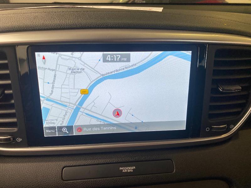 Photo 12 de l'offre de KIA Sportage 1.6 CRDi 136ch MHEV Active Business 4x2 DCT7 à 28290€ chez Duval Automobiles