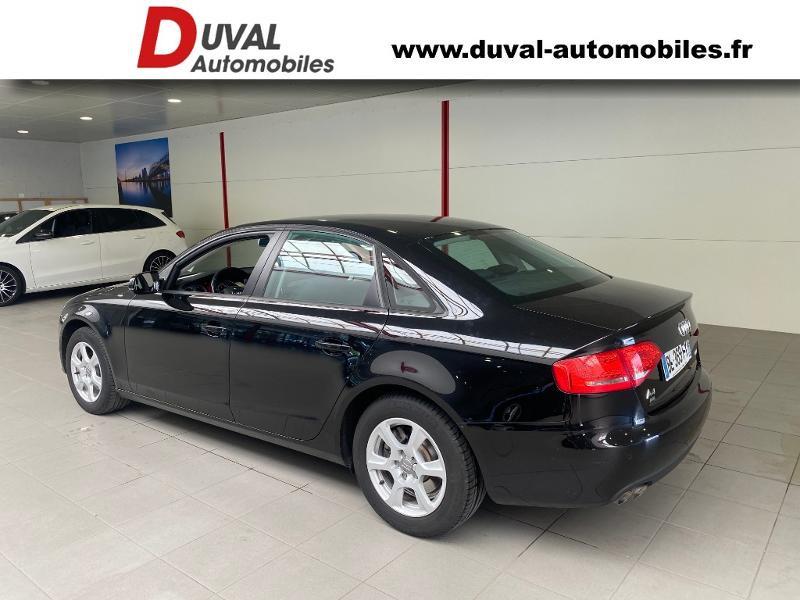 Photo 4 de l'offre de AUDI A4 2.0 TDI 120ch DPF Ambiente 6cv à 11990€ chez Duval Automobiles
