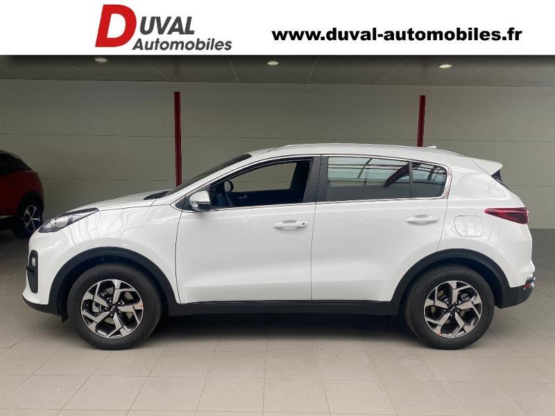 Photo 3 de l'offre de KIA Sportage 1.6 CRDi 136ch MHEV Active Business 4x2 DCT7 à 28290€ chez Duval Automobiles