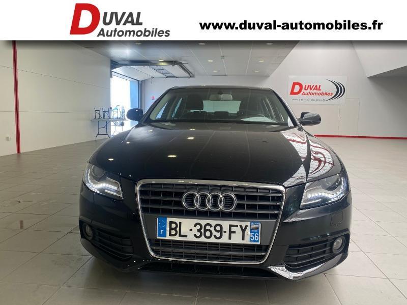 Photo 2 de l'offre de AUDI A4 2.0 TDI 120ch DPF Ambiente 6cv à 11990€ chez Duval Automobiles