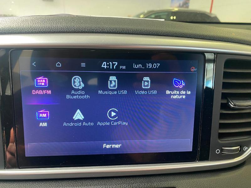 Photo 15 de l'offre de KIA Sportage 1.6 CRDi 136ch MHEV Active Business 4x2 DCT7 à 28290€ chez Duval Automobiles