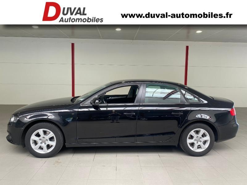 Photo 3 de l'offre de AUDI A4 2.0 TDI 120ch DPF Ambiente 6cv à 11990€ chez Duval Automobiles