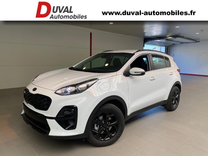 Photo 1 de l'offre de KIA Sportage 1.6 CRDi 136ch MHEV Black Edition 4x2 à 27490€ chez Duval Automobiles