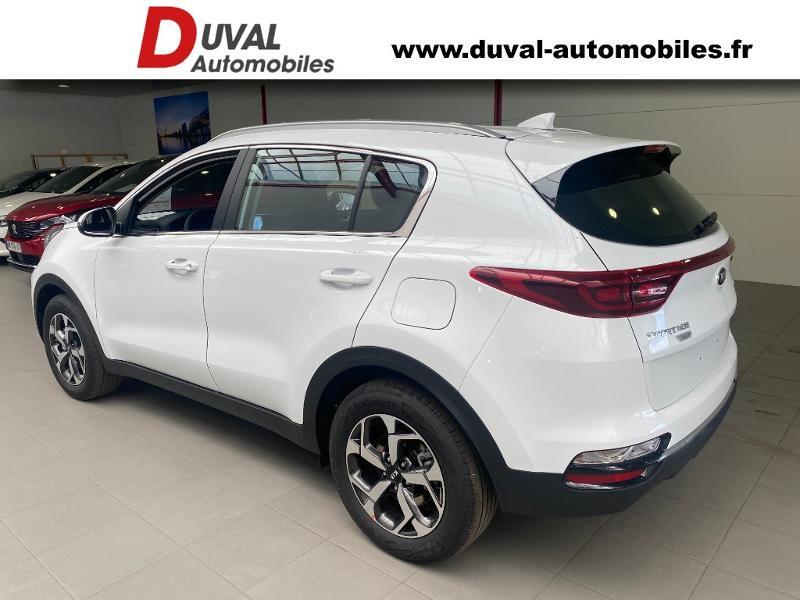 Photo 4 de l'offre de KIA Sportage 1.6 CRDi 136ch MHEV Active Business 4x2 DCT7 à 28290€ chez Duval Automobiles