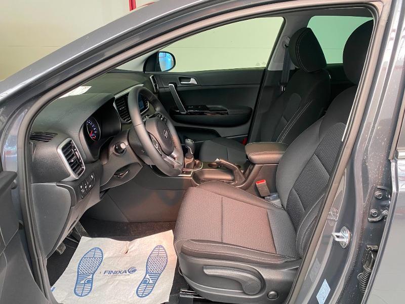 Photo 5 de l'offre de KIA Sportage 1.6 CRDi 136ch MHEV Black Edition 4x2 à 27490€ chez Duval Automobiles