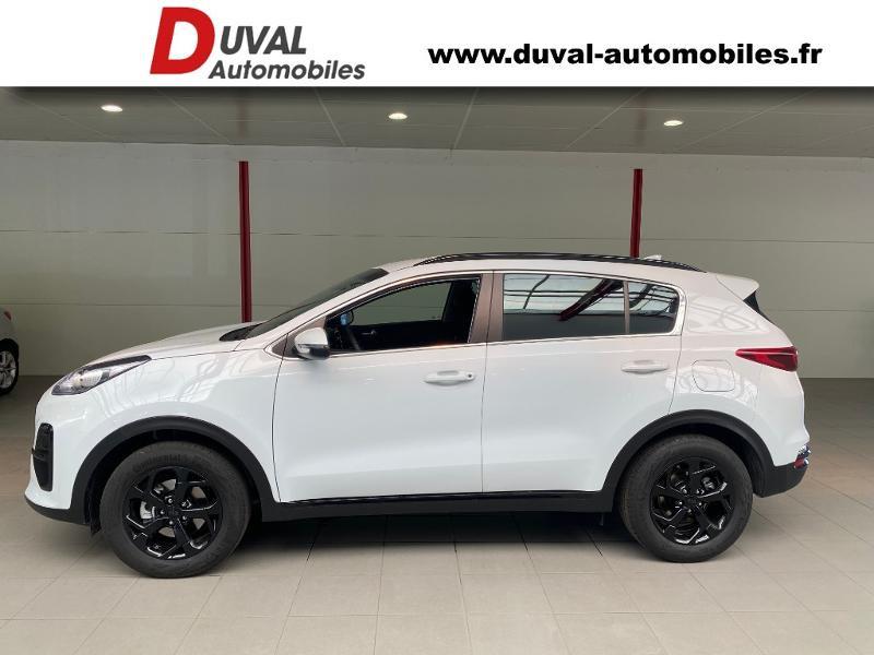 Photo 3 de l'offre de KIA Sportage 1.6 CRDi 136ch MHEV Black Edition 4x2 136 à 27490€ chez Duval Automobiles