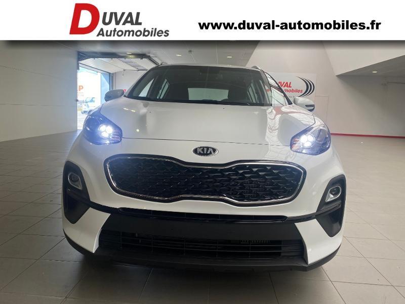 Photo 2 de l'offre de KIA Sportage 1.6 CRDi 136ch MHEV Active Business 4x2 DCT7 à 27950€ chez Duval Automobiles