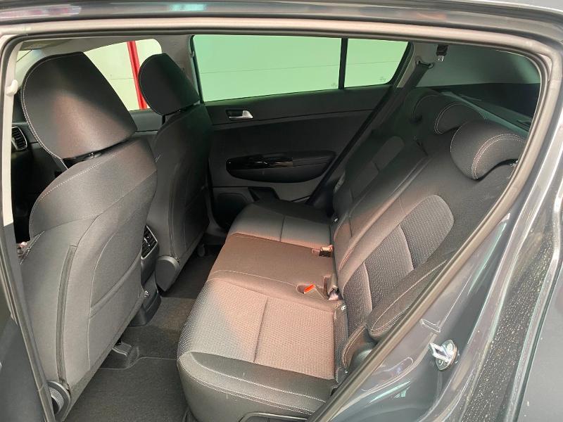 Photo 6 de l'offre de KIA Sportage 1.6 CRDi 136ch MHEV Black Edition 4x2 à 27490€ chez Duval Automobiles