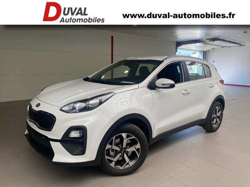 Kia Sportage 1.6 CRDi 136ch MHEV Active Business 4x2 DCT7 Diesel DELUXE WHITE Neuf à vendre