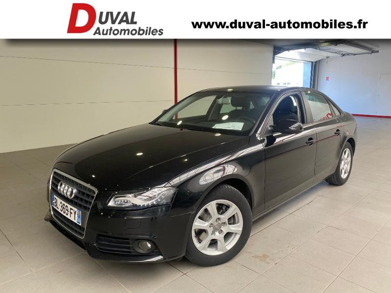 Photo 1 de l'offre de AUDI A4 2.0 TDI 120ch DPF Ambiente 6cv à 11990€ chez Duval Automobiles