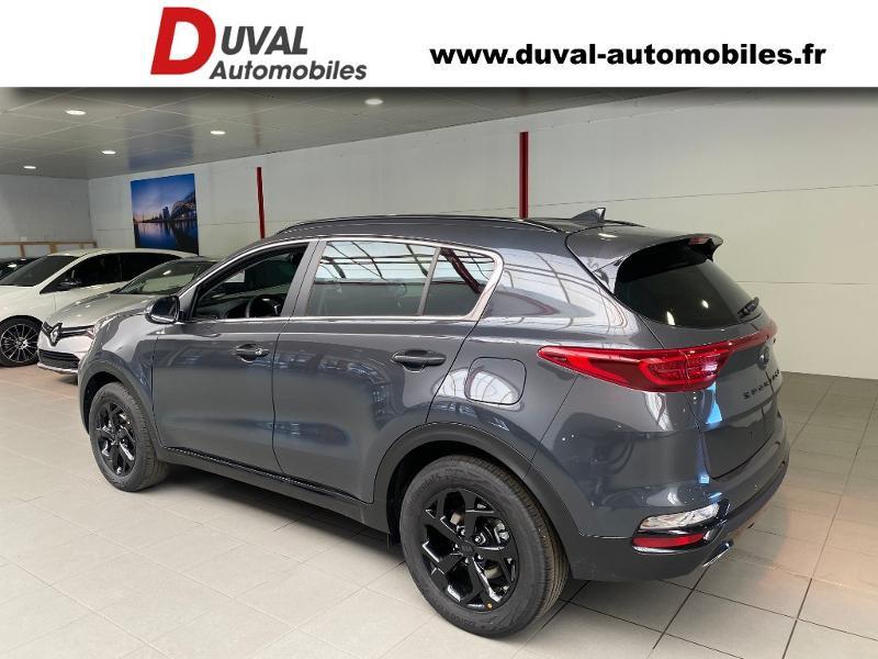 Photo 4 de l'offre de KIA Sportage 1.6 CRDi 136ch MHEV Black Edition 4x2 à 27490€ chez Duval Automobiles