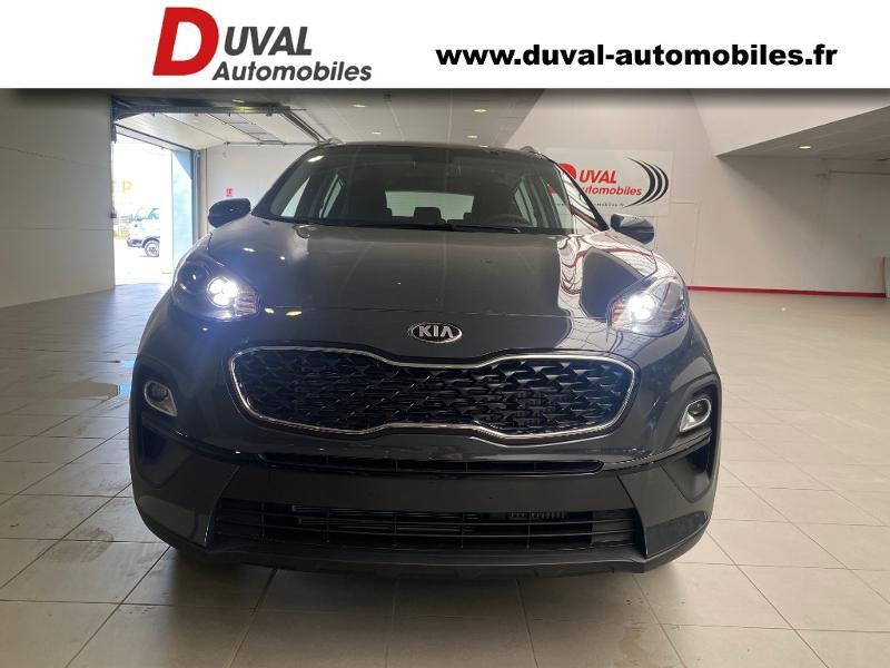 Photo 2 de l'offre de KIA Sportage 1.6 CRDi 136ch MHEV Active Business 4x2 DCT7 à 28290€ chez Duval Automobiles