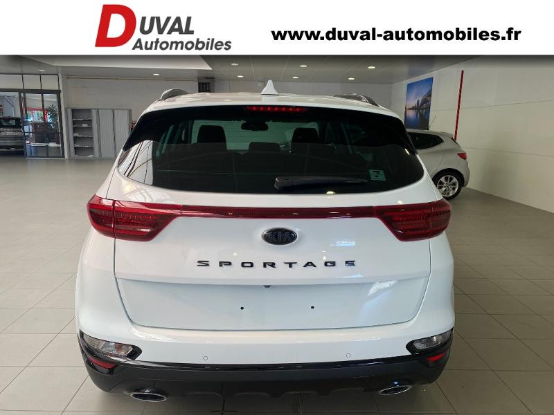 Photo 18 de l'offre de KIA Sportage 1.6 CRDi 136ch MHEV Black Edition 4x2 136 à 27490€ chez Duval Automobiles