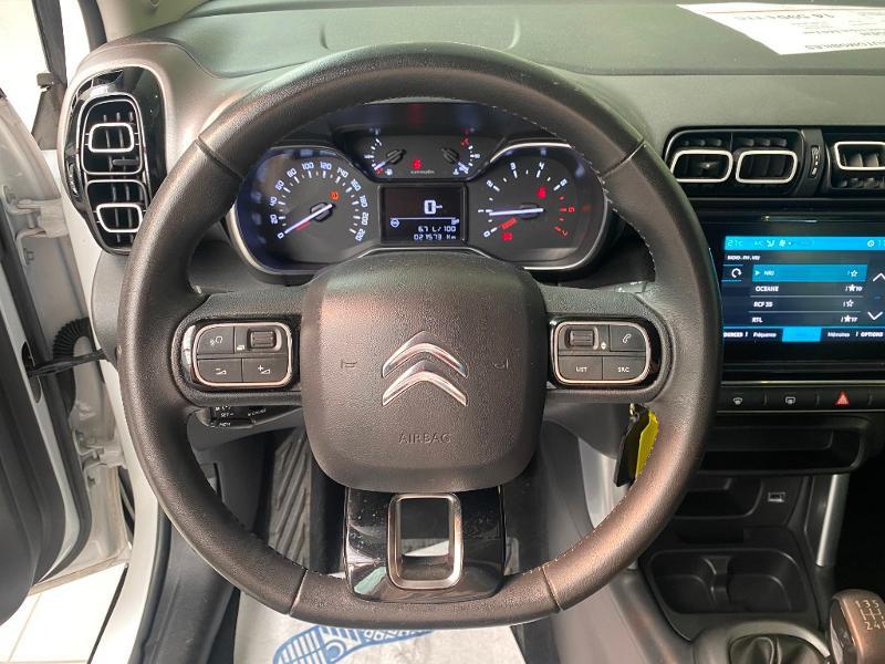 Photo 9 de l'offre de CITROEN C3 Aircross PureTech 110ch S&S Feel à 14590€ chez Duval Automobiles