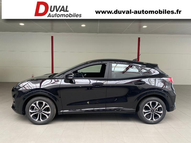 Photo 2 de l'offre de FORD Puma 1.0 EcoBoost 125ch mHEV ST-Line 6cv à 22990€ chez Duval Automobiles