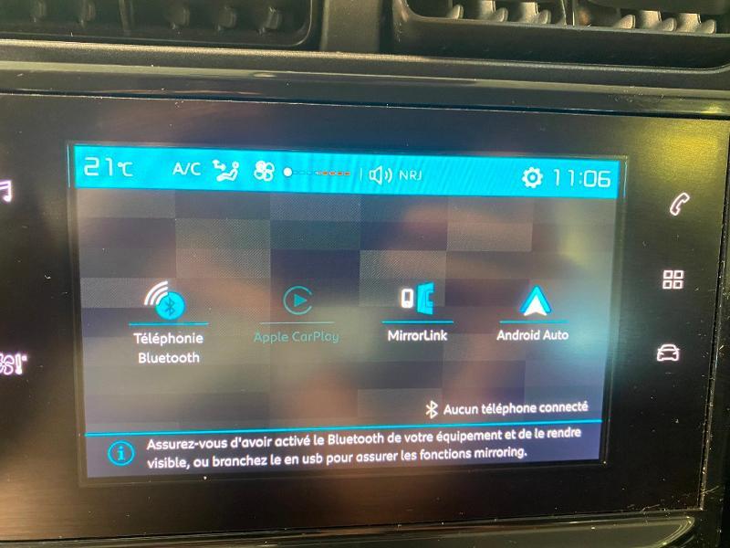 Photo 10 de l'offre de CITROEN C3 Aircross PureTech 110ch S&S Feel à 14590€ chez Duval Automobiles