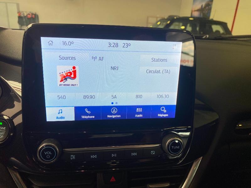 Photo 12 de l'offre de FORD Puma 1.0 EcoBoost 125ch mHEV ST-Line 6cv à 22990€ chez Duval Automobiles