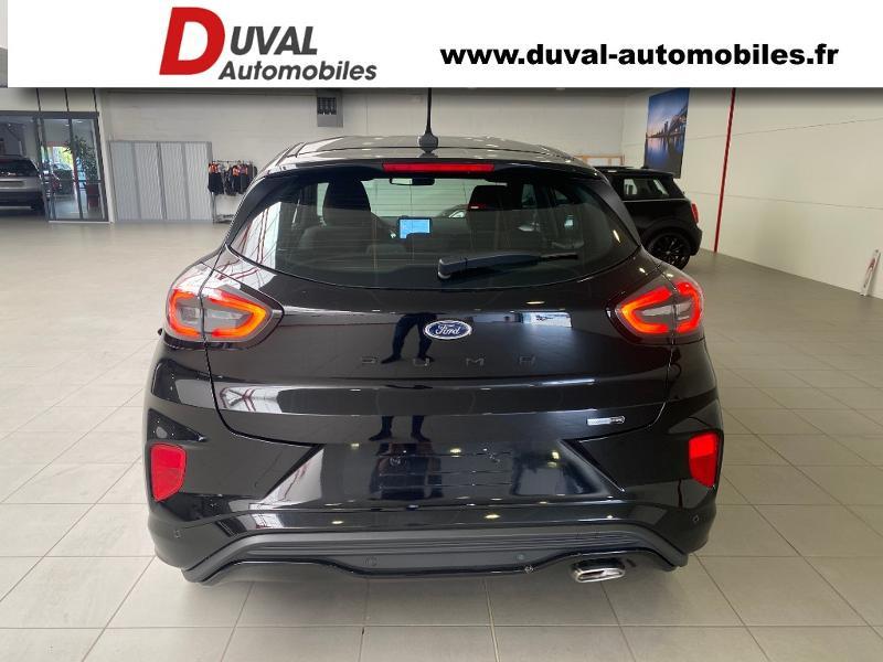 Photo 17 de l'offre de FORD Puma 1.0 EcoBoost 125ch mHEV ST-Line 6cv à 22990€ chez Duval Automobiles